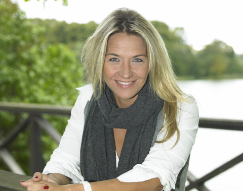 Kristina Kaspersen föreläser i Lilla Edets Folkets Hus torsdagen den 27 april.