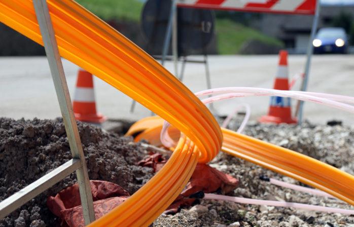 Ale kommun är en av de snabbast klättrande kommunerna i PTS bredbandskartläggning och siktar nu ännu högre.