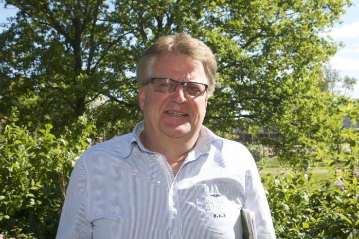 Olle Isaksson slutar som förvaltningschef för bildningsförvaltningen i Lilla Edet.