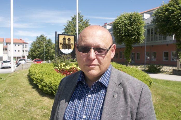 Carlos Rebelo Da Silva tycker att arbetet som kommunalråd är spännande och utvecklande.