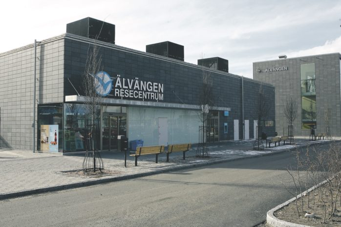 Älvängens resecentrum är en av platserna som beskrivs som otrygg. Elena Fridfelt och Åke Niklasson vill att kommunen skulle satsa på trygghetsvärdar, men motionen avslogs.