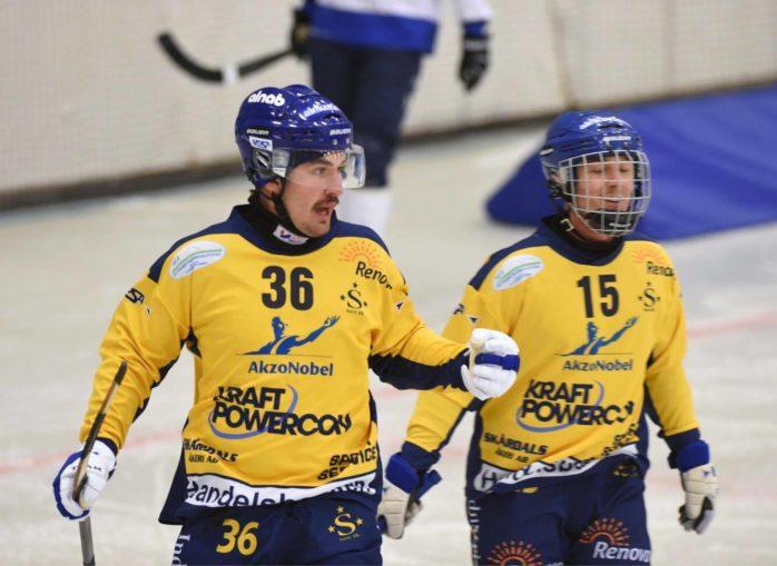 Surte BK:s hemmamatch mot Lidköpings AIK ställs in. Arkivfoto: Allan Karlsson.