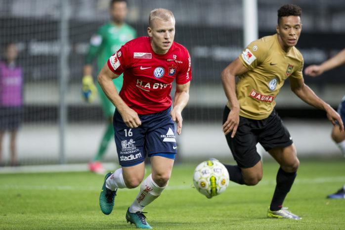 Petter Björlund är muntligt överens med Ahlafors IF.  Foto: MICHAEL ERICHSEN / BILDBYRÅN