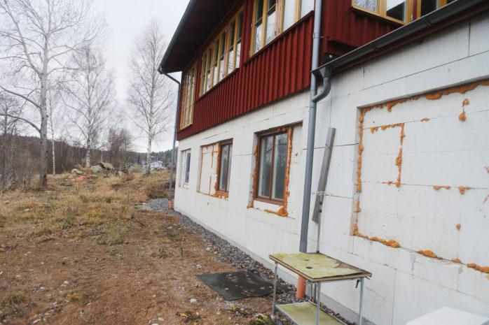 Nödinge bygdegård.