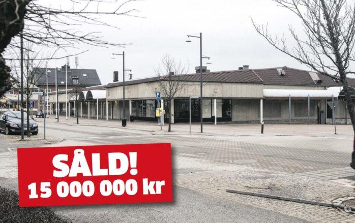 AEVS Grocery Stores Sweden AB säljer fastigheten där ICA tidigare huserade och som bara har Handelsbanken kvar som hyresgäst. Ale kommun gör ytterligare en strategisk affär i Älvängen centrum.