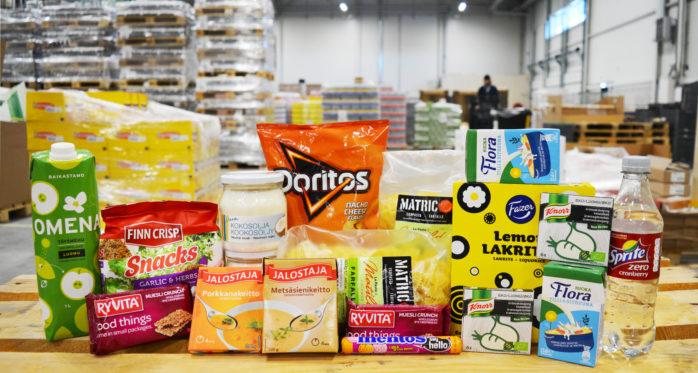 Matsmarts kunder i Ale räddade under det gångna året 9,7 ton mat från att slängas.