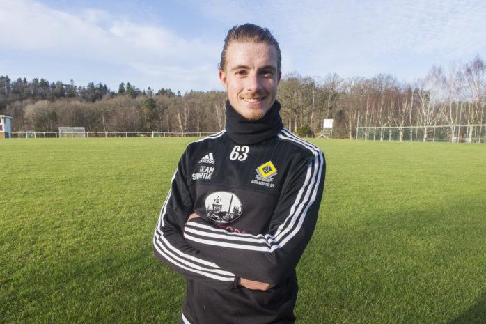 Den målfarlige anfallaren Cornelis Leckborn är klar för Ahlafors IF. 23-åringen kommer närmast från spel i  moderklubben IK Kongahälla.