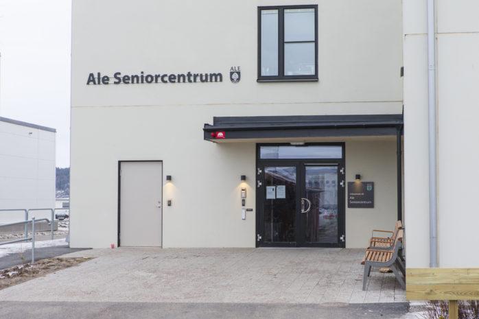 Moderaternas oppositionsråd, Mikael Berglund riktar hård kritik mot Ale Seniorcentrum. Arkivfoto: Kristoffer Stiller.