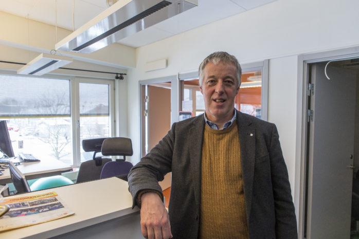 Björn Järbur lämnar posten som kommunchef i Ale för att istället anta utmaningen som sjukhusdirektör.