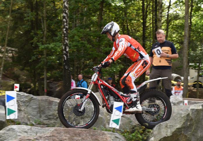 Ale Trialklubb står som värd för den femte deltävlingen i Västtrial som avgörs på Klevebergsbanan i Surte nu på lördag.