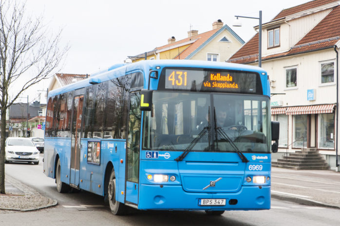 Västtrafiks upphandling av busstrafiken i Ale är klar. Nobina behåller uppdraget.