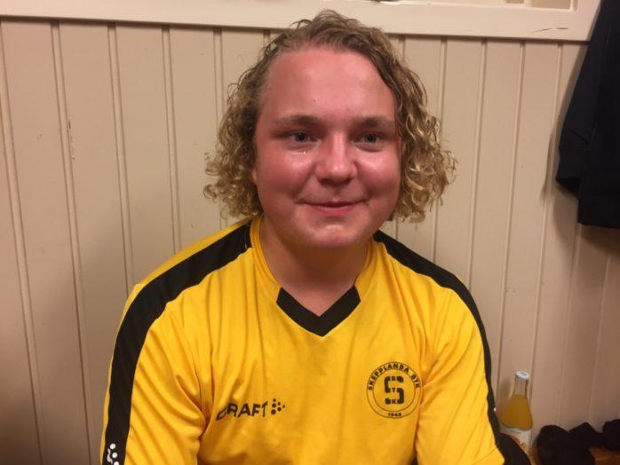 Adam Rydén gjorde A-lagsdebut i SBTK.