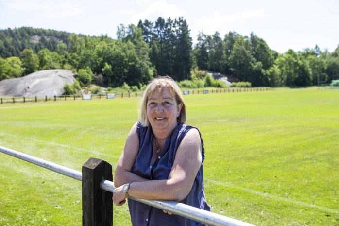 Monica Samuelsson (S), ordförande i omsorgs- och arbetsmarknadsnämnden.