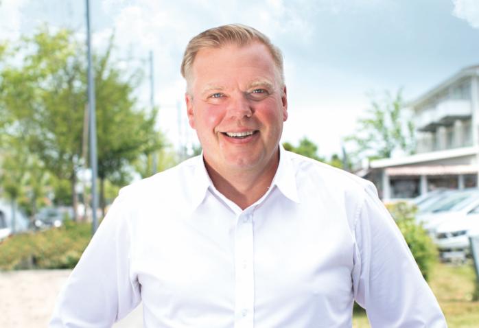 Björn Norberg (S) ordförande för Socialdemokraterna i Ale.