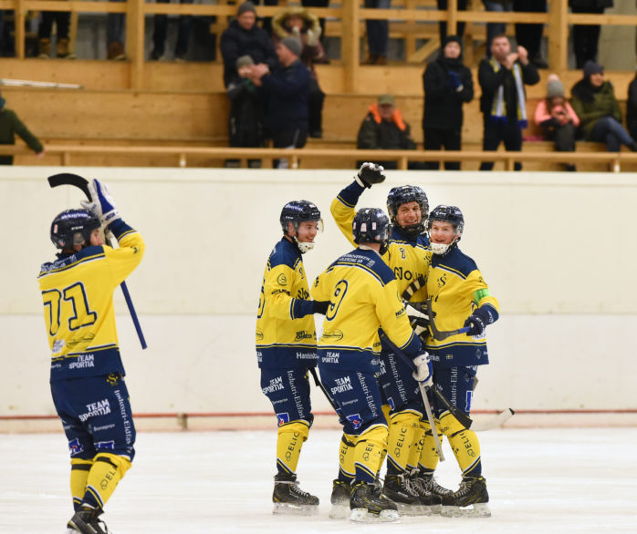 Surte BK tog en väntad seger mot tabelljumbon Vargöns BK på bortais. Arkivfoto: Allan Karlsson.