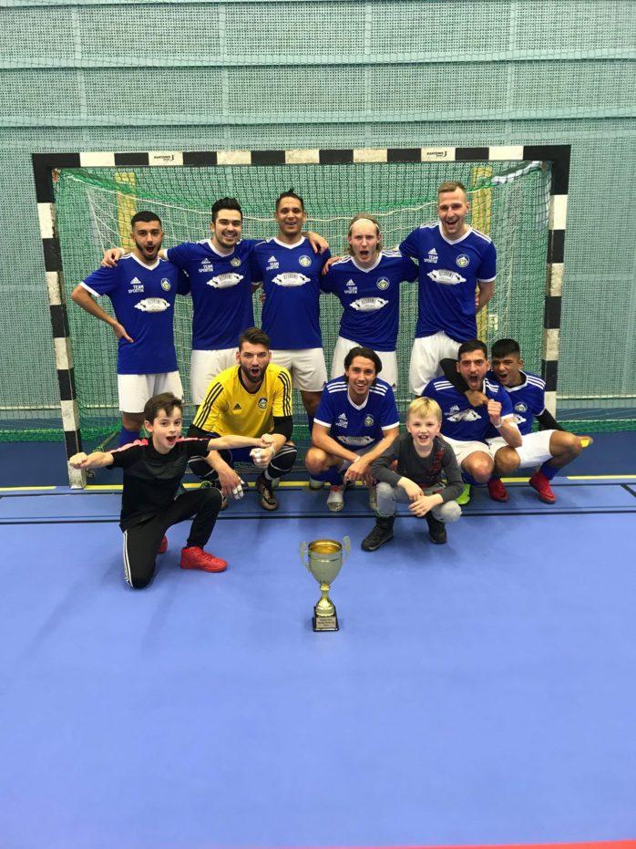 Nol IK Futsal vann Ytterby Cup efter 4–0 i finalen mot FC Komarken.
