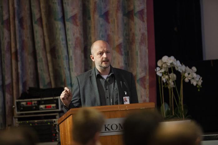 Kommunstyrelsens ordförande Mikael Berglund (M). Arkivbild.