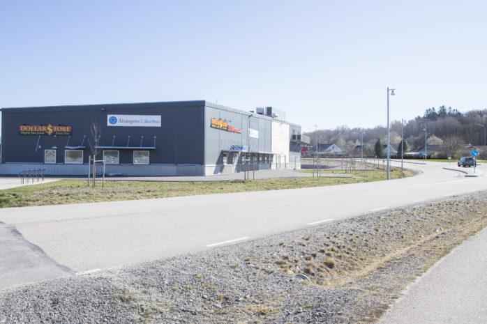 Vid Handelsplats Älvhem i Svenstorp ska det byggas nya hållplatser. Arbetet tar sin början i maj.