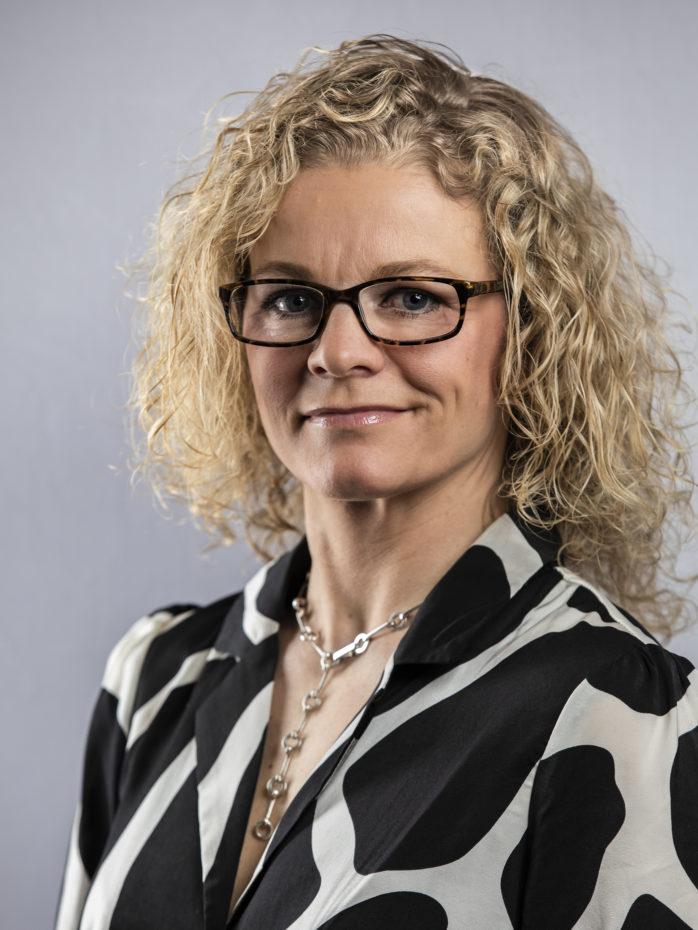 Malin Krantz blir ny kommunchef i Lilla Edets kommun. Foto: Jonas Krantz.
