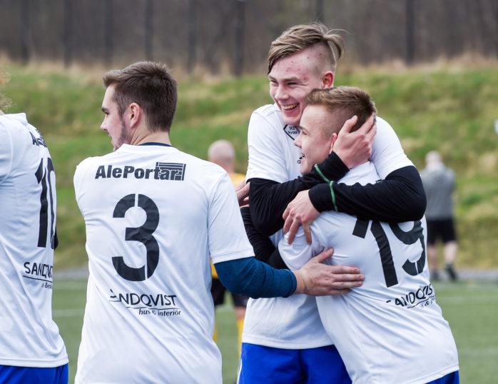 ÄIK toppar fortsatt division 5 efter en ny seger. Arkivfoto: Allan Karlsson.