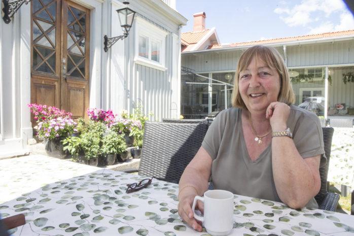 """Kommunalråd i opposition, Monica Samuelsson (S), tycker att samarbetet med kollegan Mikael Berglund (M) har fungerat bra. """"Han är mer lyhörd än jag trodde""""."""