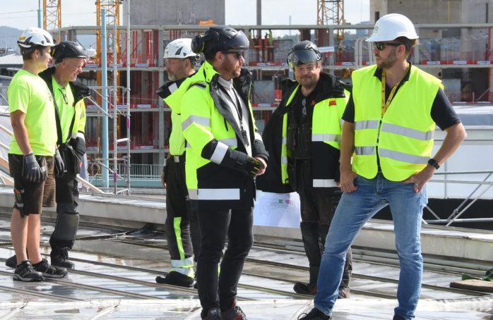 Mattias Kloo, Gårda Byggnadsplåt, går samman med Mathias Mattsson och Plåtslagarna i Ale AB. Tillsammans bildar de nu Pogab.