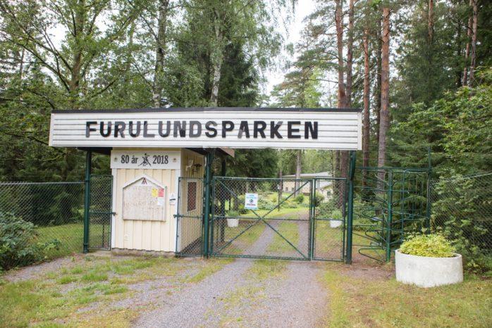 Under sommaren har Furulundsparken i Alafors utsatts för inbrott. Nu har bevakningen skärpts.