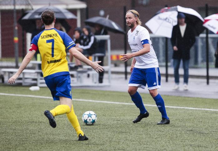 """Niklas Tidstrand tar över som huvutränare i ÄIK. Peter """"Erra"""" Eriksson har valt att ta ett sabbatsår. Arkivbild."""
