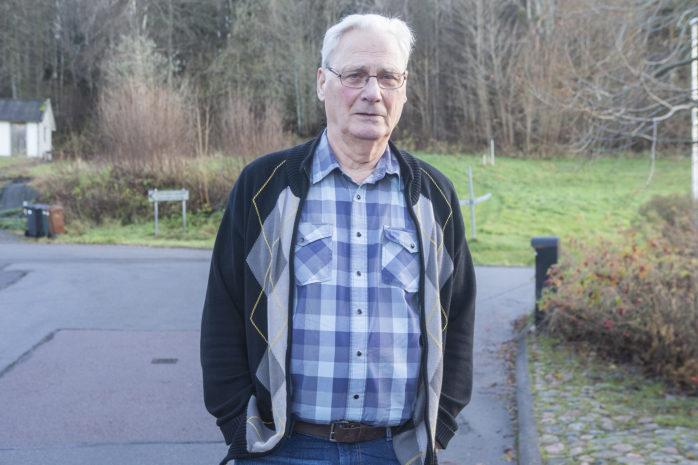 Bernt Johansson tilldelas Kultur- och fritidsnämndens kulturstipendium på 10 000 kronor för sitt arbete med att digitalisera gårdsarkiv med anknytning till Skepplanda.