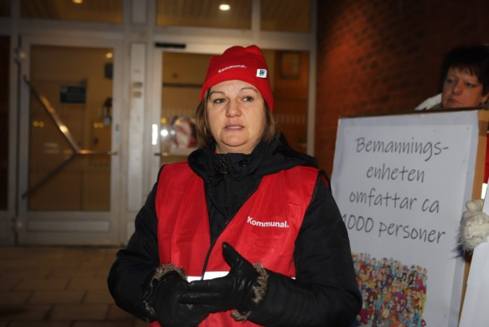 Sladjana Gustafsson, ordförande Kommunal Ale.