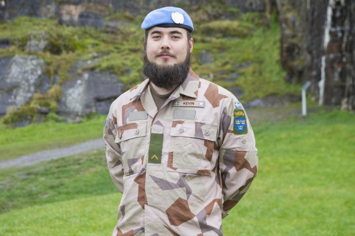 Kevin Wall från Bohus åker till Mali på ett FN-uppdrag. Han ska vara med när den svenska styrkan flyttar från Timbuktu till Gao.