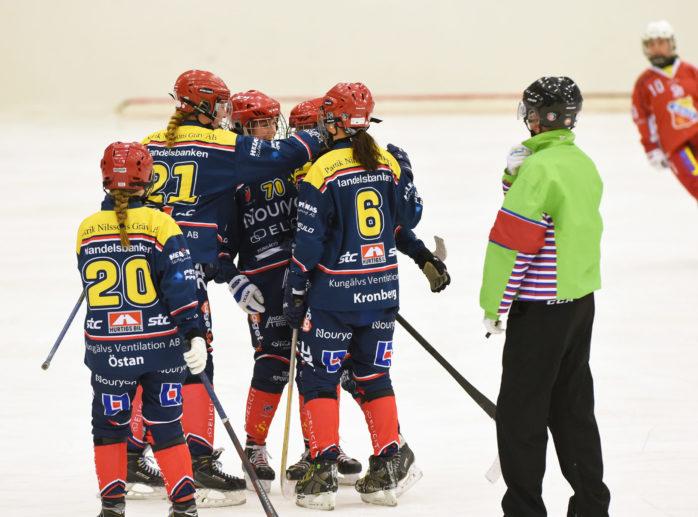 KS Bandy besegrade Uppsala på bortais. Arkivbild: Allan Karlsson.