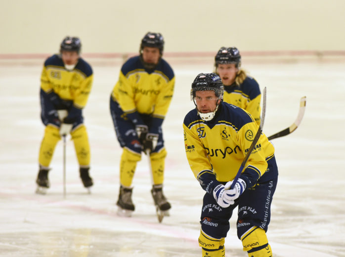 Surte BK förlorade mot UNIK i den andra kvalmatchen till allsvenskan. Arkivbild: Allan Karlsson.