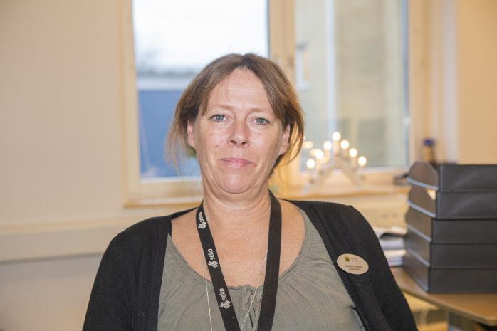 Oppositionsråd Annette Fransson (S).