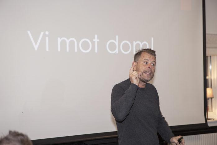 Mikael Stahres nästa tränaruppdrag blir det norska Tippeligalaget Sarpsborg. Arkivbild: Jonas Andersson