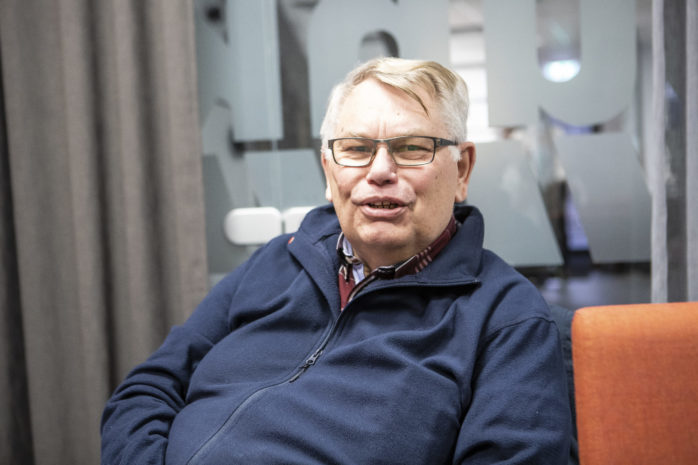 Jarl Karlsson (S) har avverkat 500 fullmäktigesammanträden, de första i Starrkärrs kommun och sedan 1974 i Ale kommun.