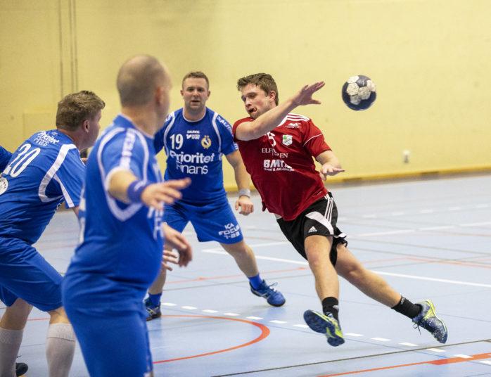 Det är färdigspelat för Ale HF, som nu vinner division 4 Västsvenska Västra.