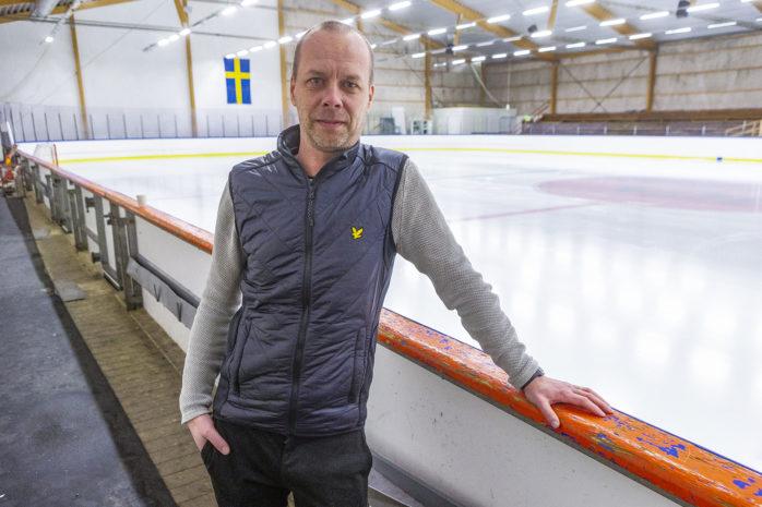 Ulrich Hallor är ny tränare för LN 70:s A-lag.