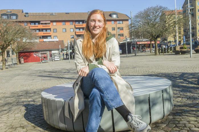 Sofia Hvenfelt lämnar H65 Höör för Köpenhamn. 23-åringen från Nödinge ser nu fram emot utlandsäventyret