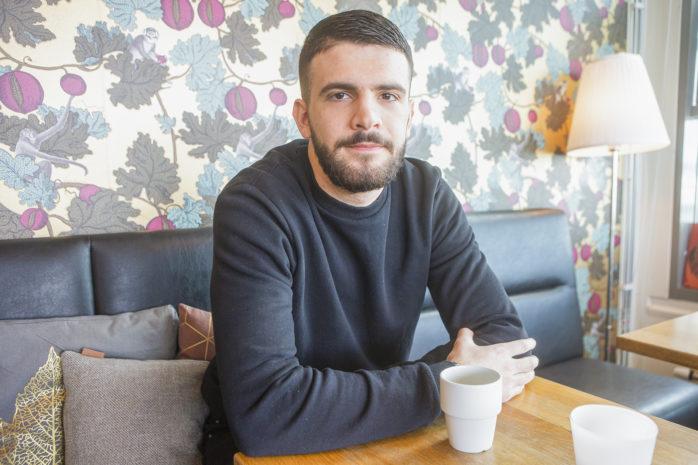 Gzim Salihi har haft en tung handbollssäsong. 22-åringen från Nödinge åkte på tre hjärnskakningar inom loppet av några månader.