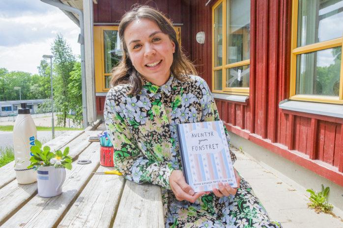 Förskolläraren Olivia Tapper har släppt sin debutroman.