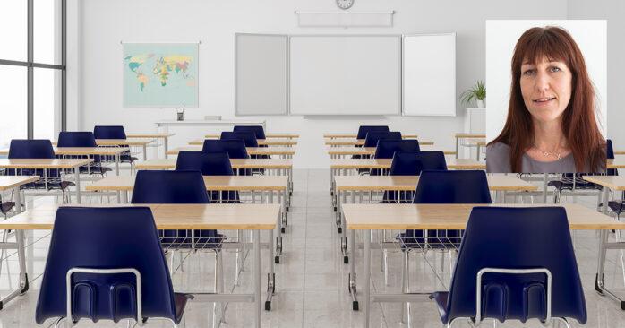Åsa Ericson, sektorchef för utbildning, meddelar att samtliga högstadieskolor kommer att inleda vårterminen med distansundervisning.