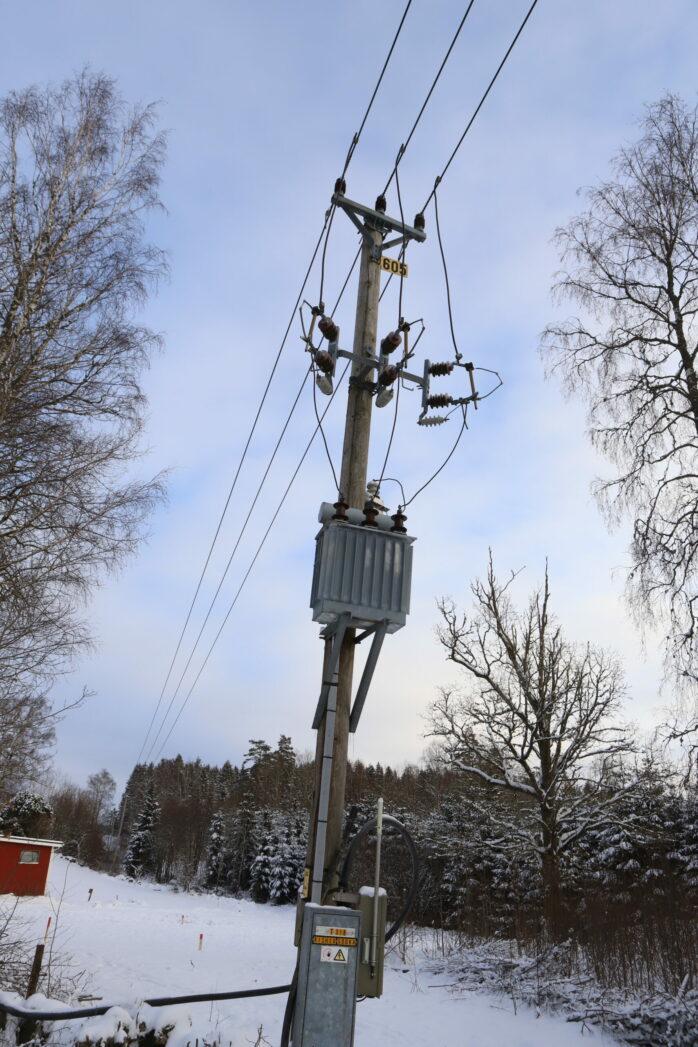 Det kalla och torra vädret i Sverige har påverkat elmarknaden betydligt under inledningen av året.