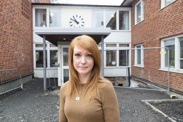 Efter fem år som enhetschef på Björklidens äldreboende i Alafors lämnar Emma Eggertsen sin tjänst för att istället bli verksamhetschef inom vårdföretaget Capio.