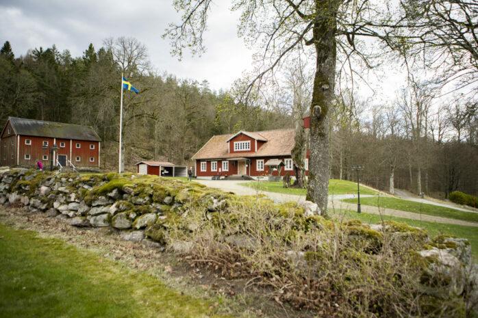 Kungsgården. Bild: Jessica Lindén.