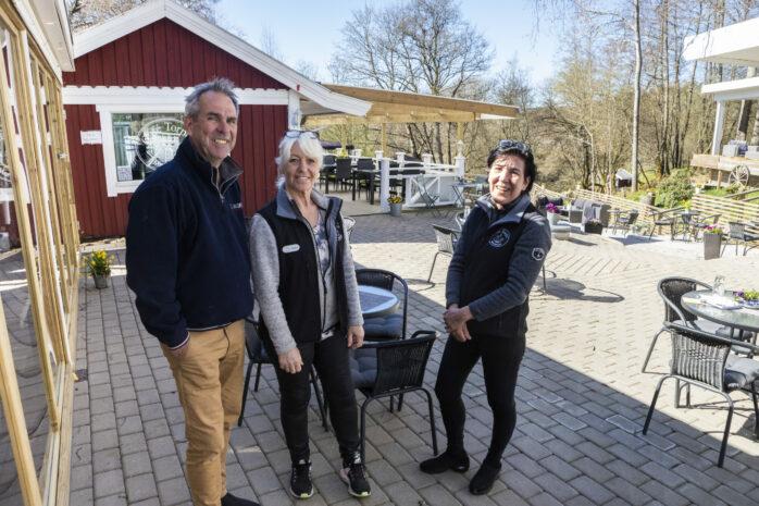 Café Torpets Restaurang öppnar gårdsbutik i juni. Butiken kommer att vara öppen några timmar på helgerna och bemannas av producenterna själva.