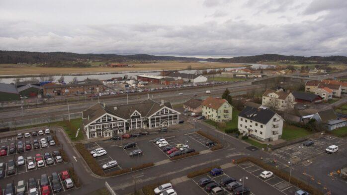 Sverigedemokraterna pekar ut Älvängen som en framtida centralort i Ale kommun. Partiet menar att det är dags för kommunen att ta beslut i denna laddade fråga.
