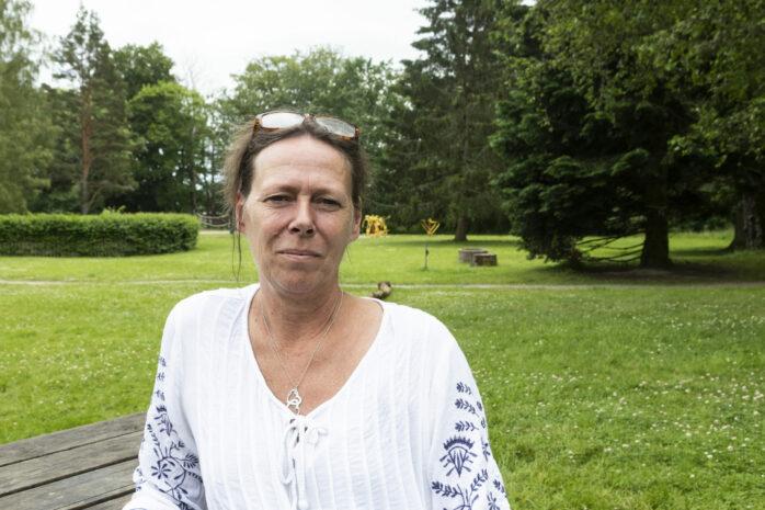 Oppositionsrådet Annette Fransson (S).
