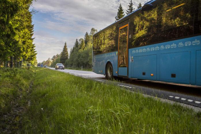 På måndag återgår Västtrafik till ordinarie tidtabell. Bild: Lasse Edwartz