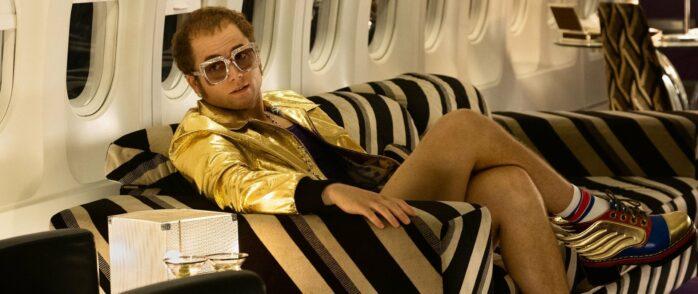 """""""Rocketman"""", som handlar om Elton Johns liv, är filmen som visas när cykelbioturnén stannar till i Lilla Edet respektive Ale, fredag 27 och 28 augusti."""
